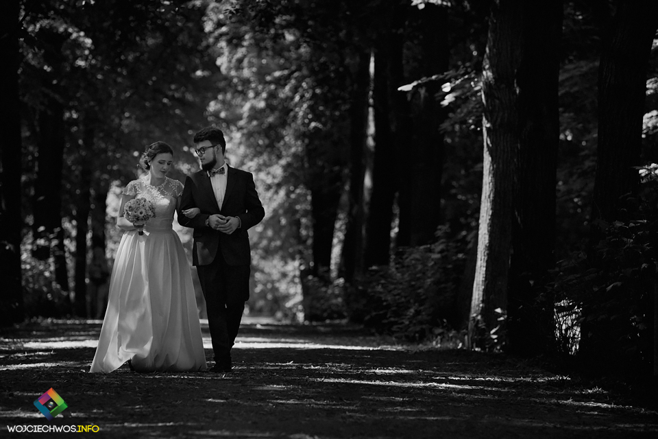 plener ślubny katowice