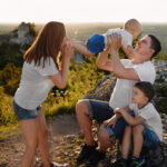 zdjęcia rodzinne na jurze