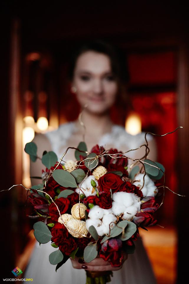 wesele w zimie